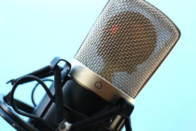 Condenser microphones are great when paired with RTX Voice noise suppression