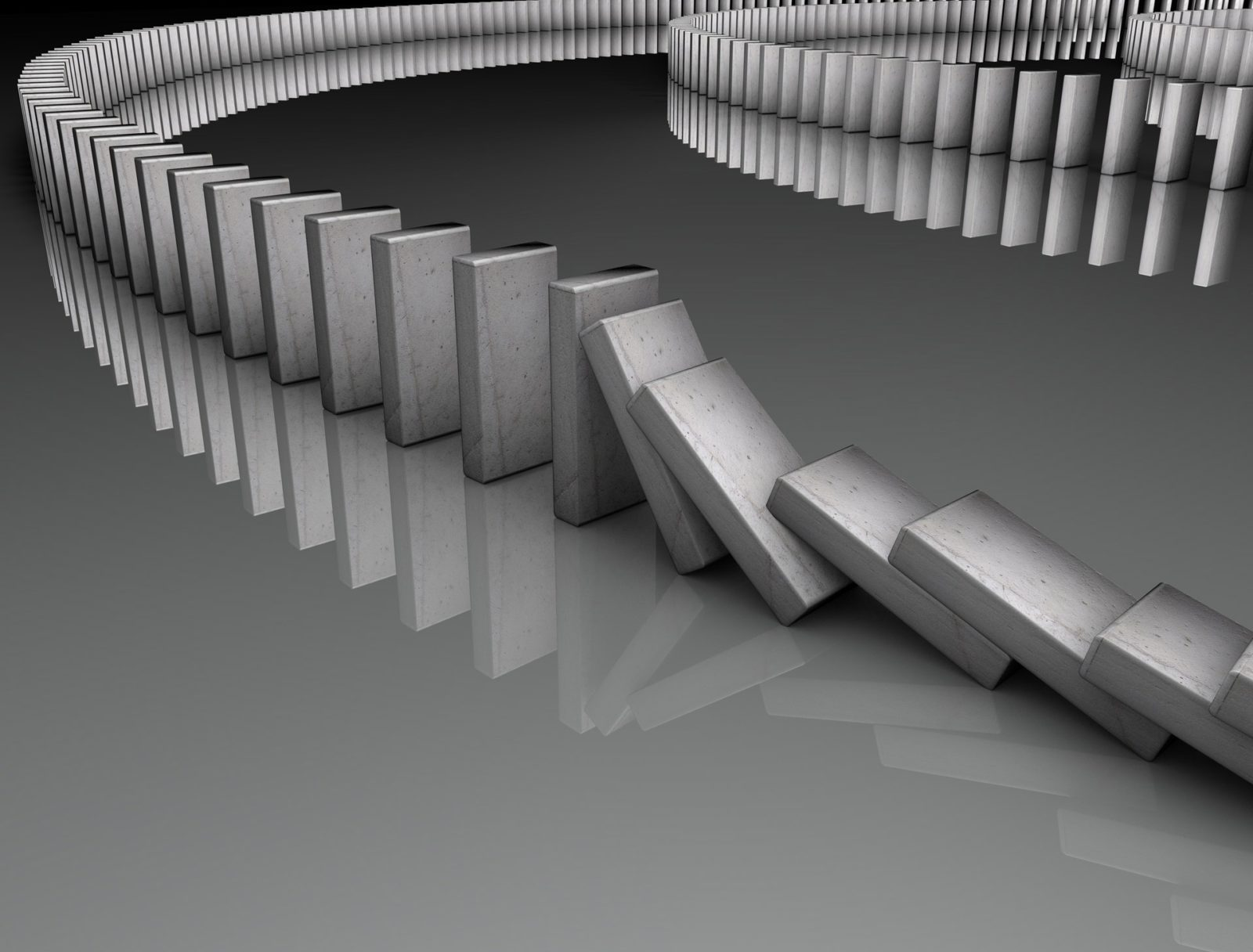 Grey Dominoes, Symbolic of an influencer