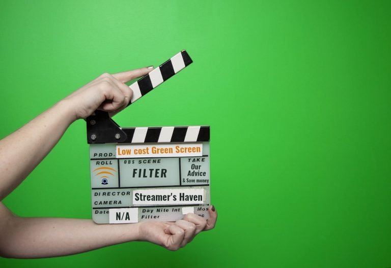 featured image of OBS ultra low cost green screen